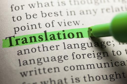 Diploma traduzione