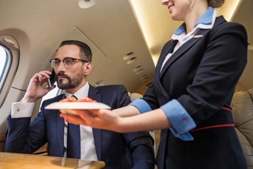 Corso assistente di volo
