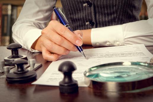 Corso assistente notarile
