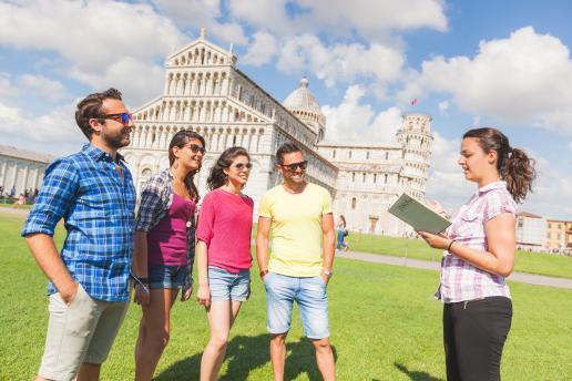 Corso guida turistica