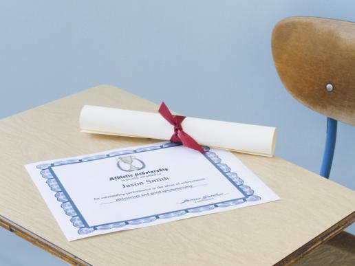 Certificato di laurea