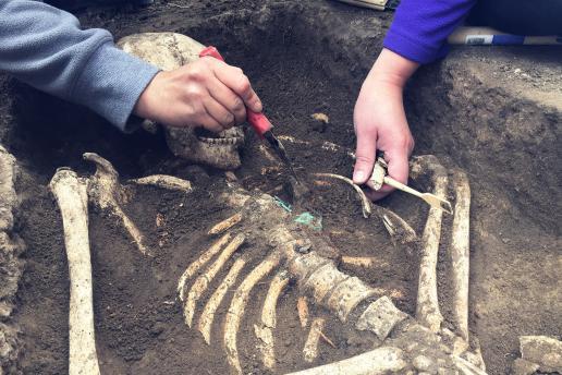 Laurea archeologia