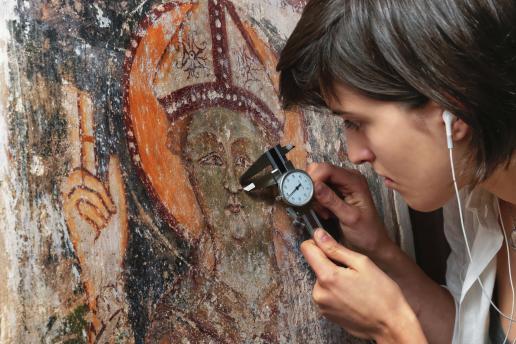 Laurea in conservazione dei beni culturali