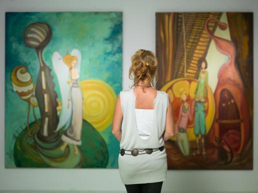 Laurea in storia dell'arte