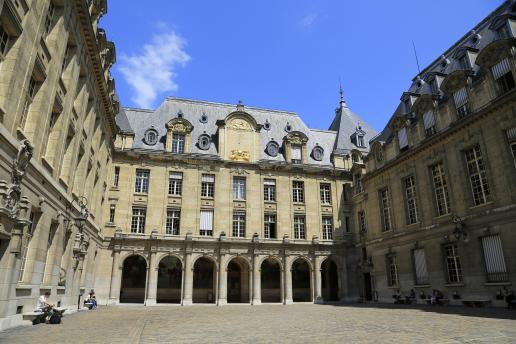 Studiare alla Sorbona