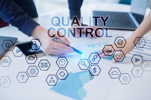 Master controllo qualità