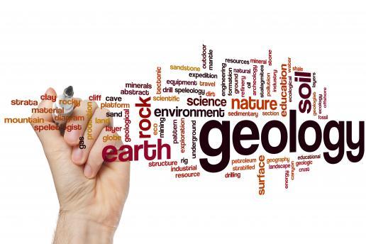 Master geologia